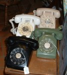 1950's and 60'sphone